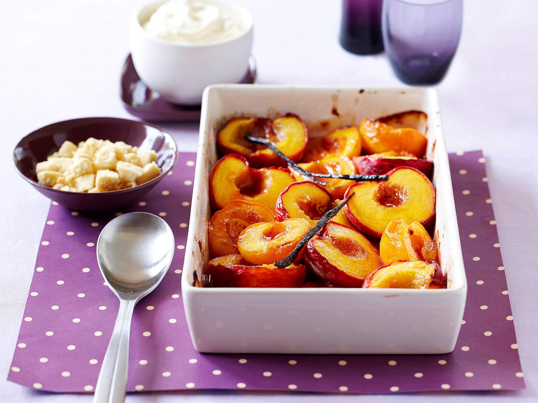 **[APRICOTS](http://www.foodtolove.com.au/recipes/collections/apricot-dessert-recipes)**