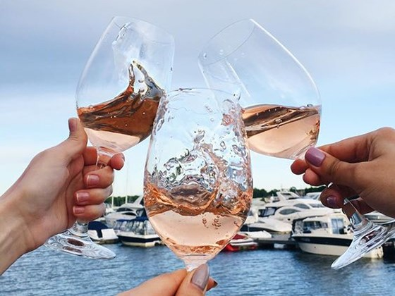 Celebrate National Rosé Day on February 5