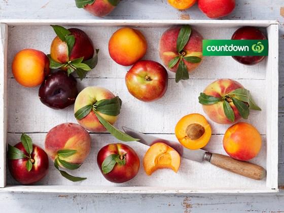 Make the most of Summer's fruit sensations