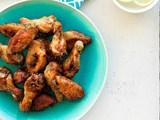 Honey soy chicken nibbles
