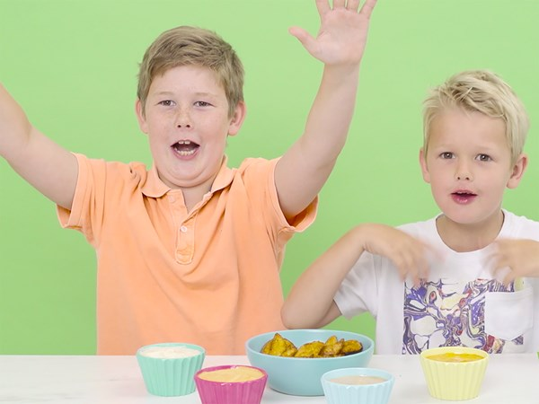 Four secret ingredients to get your kids excited for dinner time