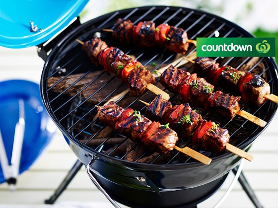 5 hacks to healthify your next barbecue