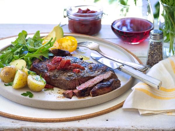 Best marinated steaks