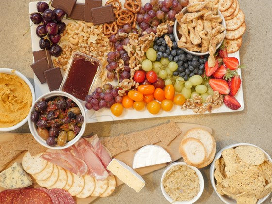 How to make the perfect cheese platter