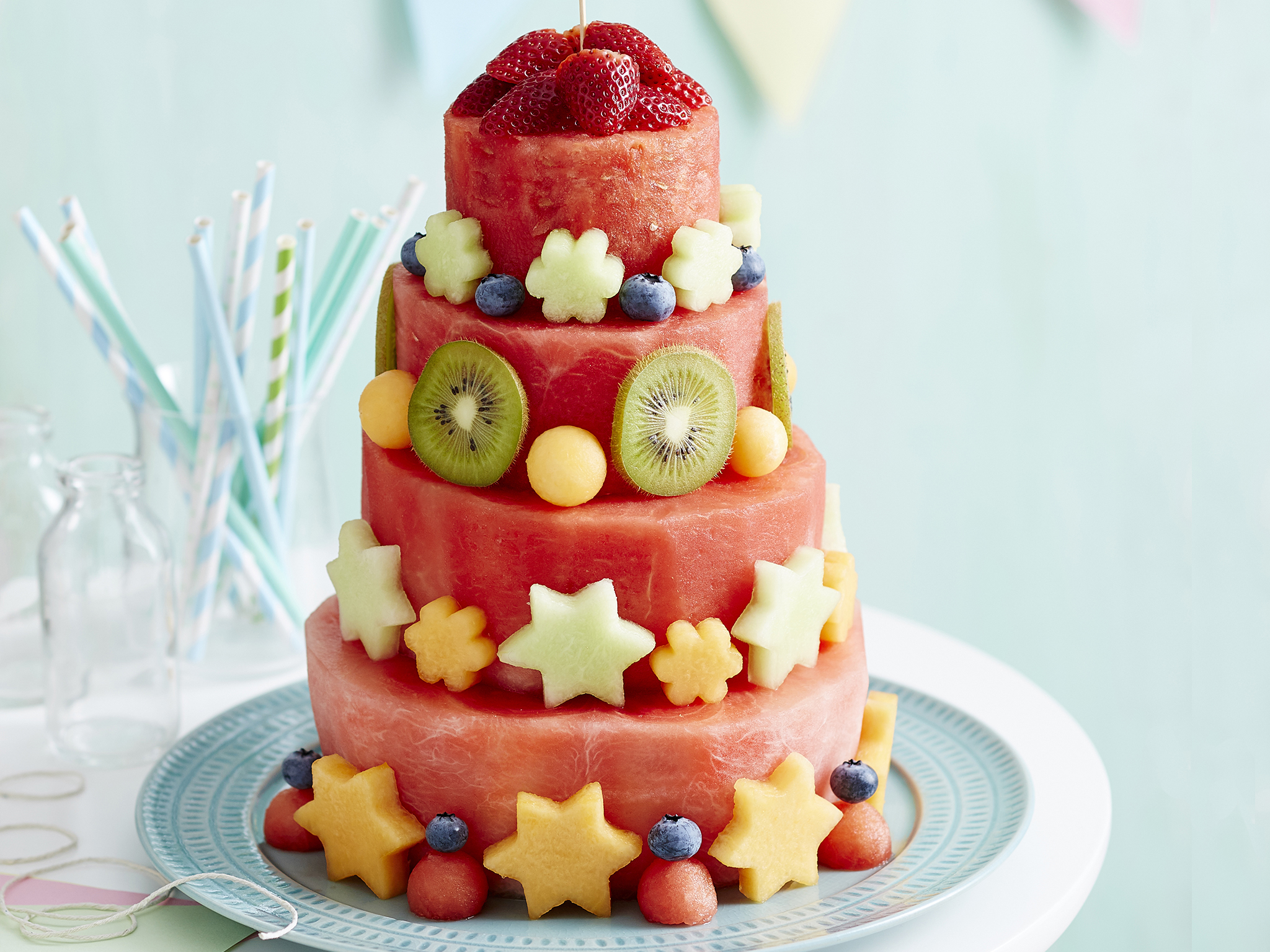 Watermelon Cake Recipe For Kids recipe Food To Love