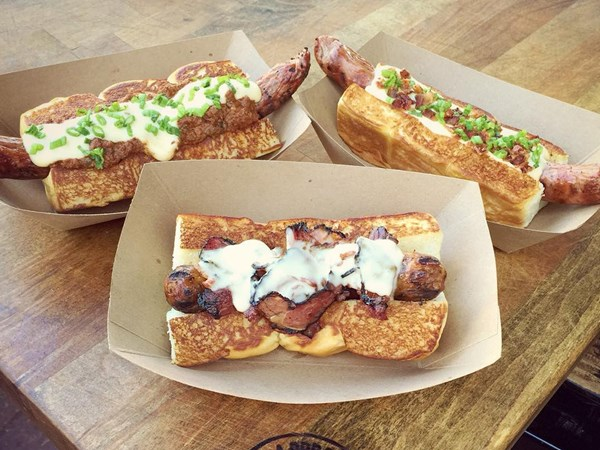 Why we love fancy hot dogs