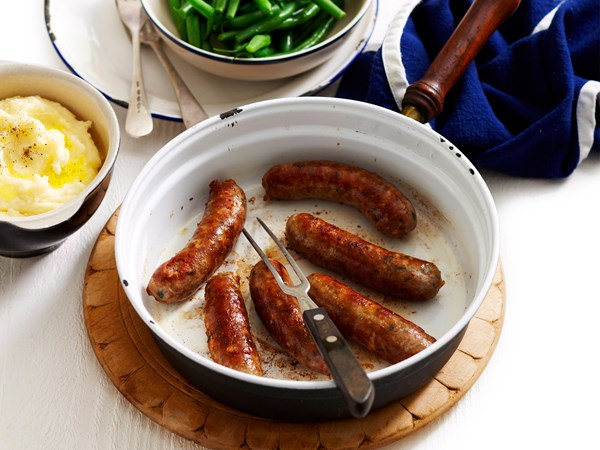 The perfect way to cook a sausage