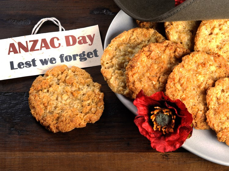 The real story behind the ANZAC biscuit