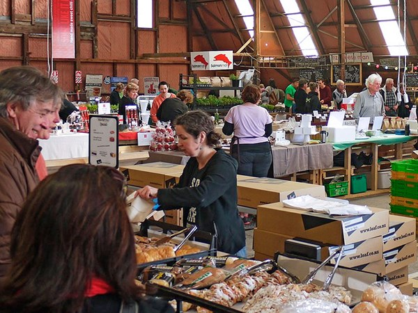 Must visit: Hobsonville Point Farmers' Market