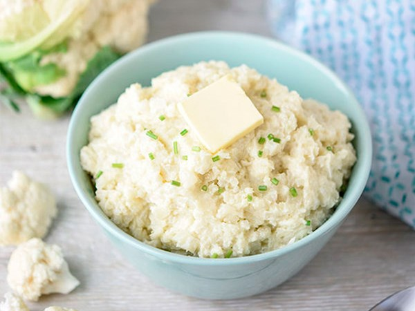Taylor Farms garlic mashed cauliflower