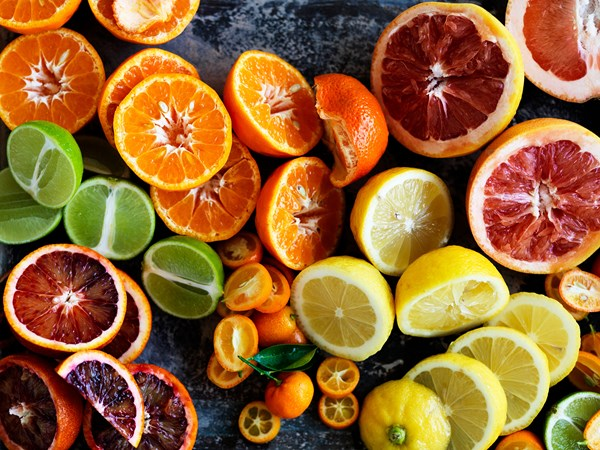 The in season citrus fruits to make the most of now