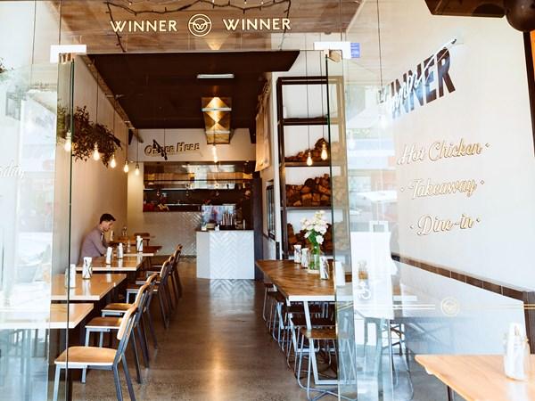 Must visit: Hamilton's Winner Winner restaurant