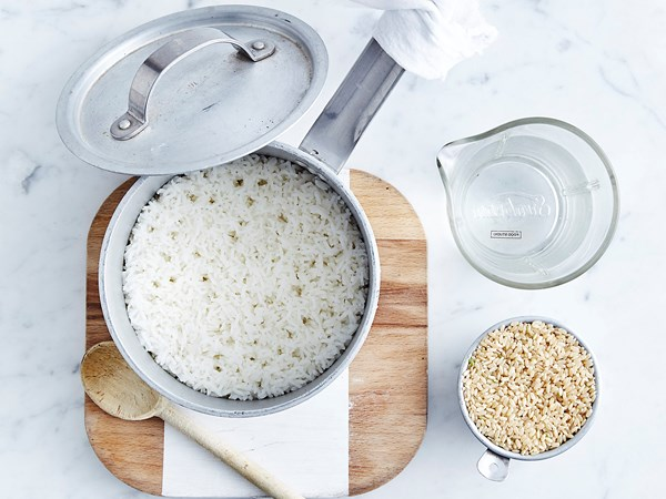 The best methods for cooking rice