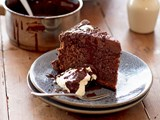 Fail-safe chocolate and yoghurt cake