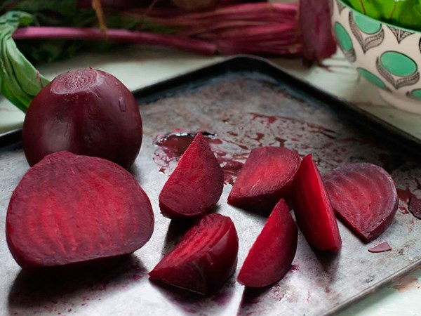 How to cook beetroot without making a mess