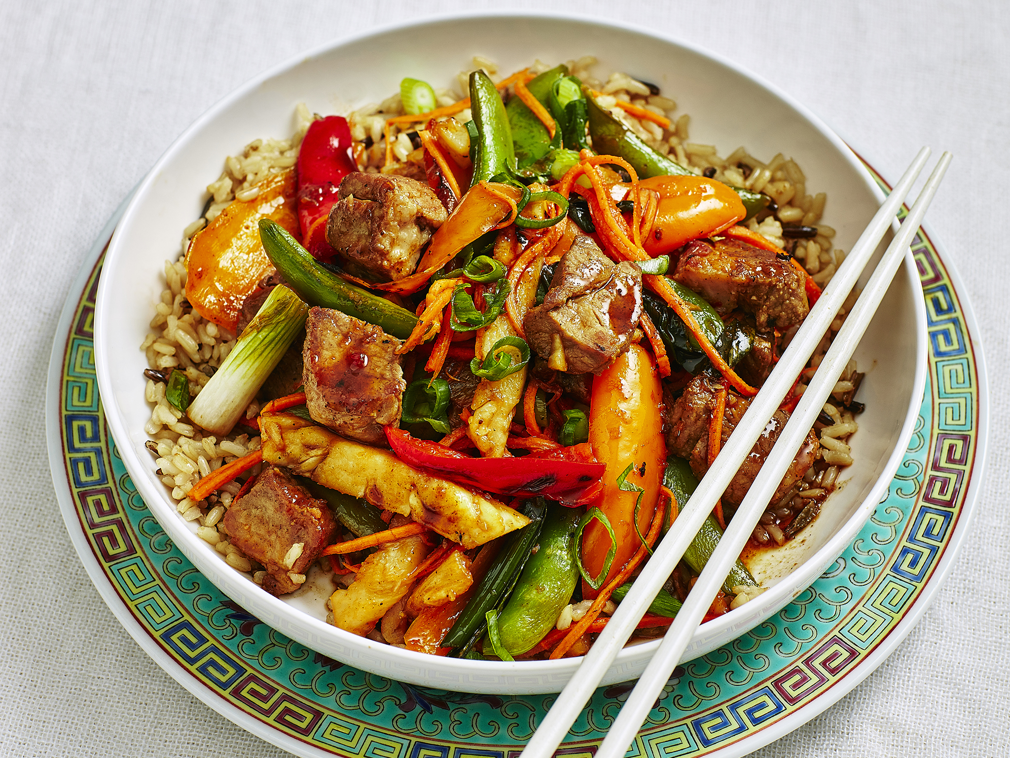 No fuss sweet and sour pork recipe food to love forumfinder Image collections