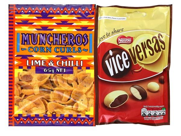 discontinued snacks australia