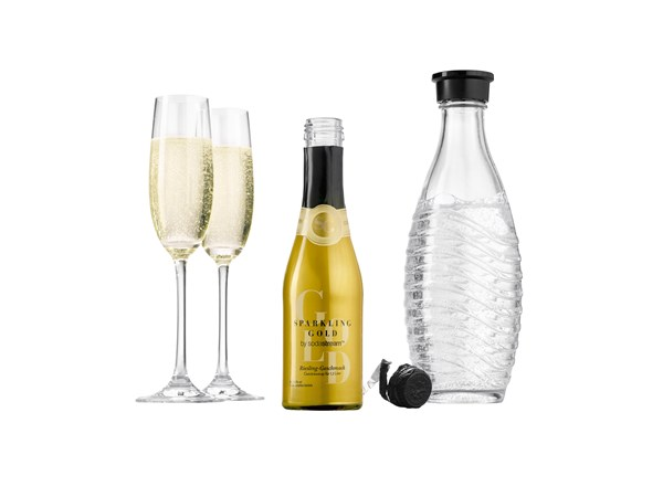Your SodaStream can now make sparkling wine for bubbles on a budget