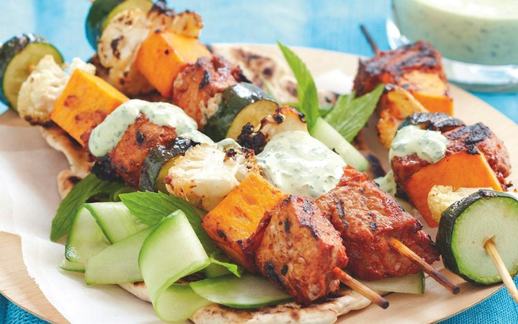 15 sizzling skewer and kebab recipes to try on the BBQ