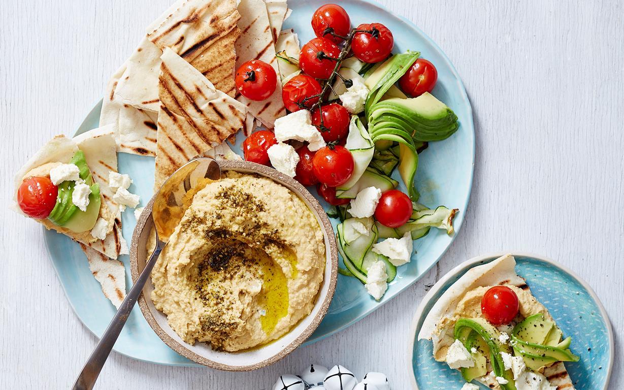 Mediterranean Brunch Platter Recipe