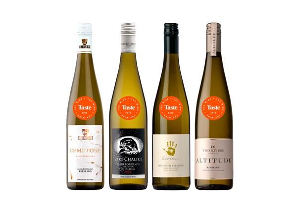 The best rieslings from Taste's Top Wine Awards 2018