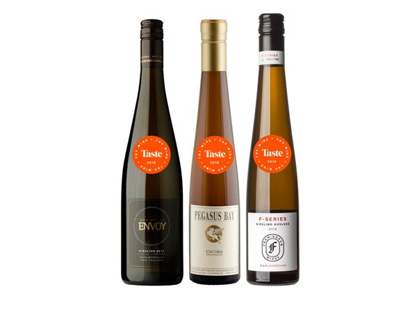 The best sweet wines from Taste's Top Wine Awards 2018