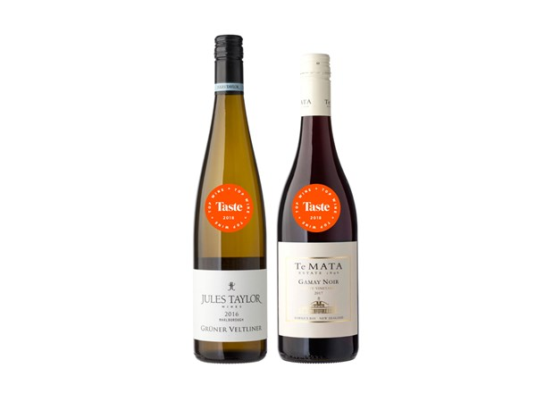 The best new grape varieties from Taste's Top Wine Awards 2018