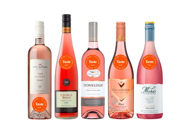 The best rosé wines from Taste's Top Wine Awards 2018
