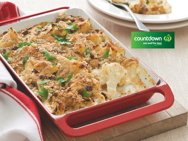 5 delicious reasons to add cauliflower to the menu