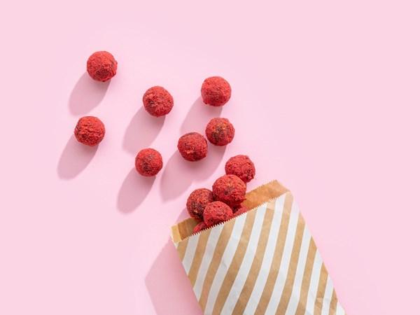 Jaffa bliss balls