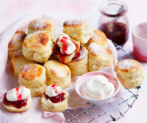 Buttermilk Scones Food Network