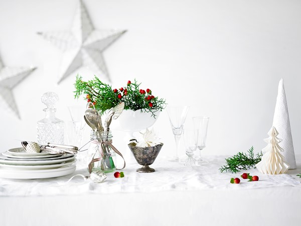 Food magazine's Christmas menu