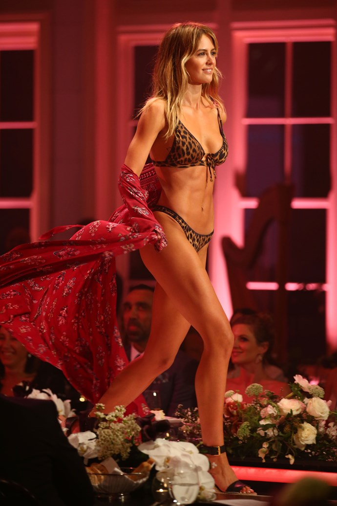 Jesinta Franklin's Detailed Pre-Runway Diet And Exercise ...
