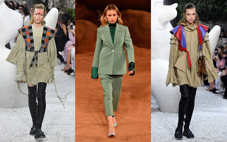 2019 Fashion Colours Trends Spring Summer Autumn Winter Harper S