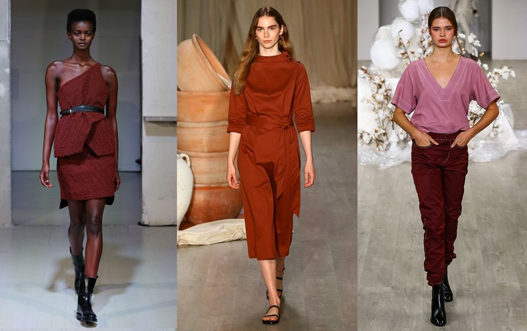 2019 Fashion Colours Trends Spring Summer Autumn Winter Harper S