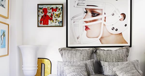 Gallery dina broadhursts art deco sydney apartment renovation homes to love