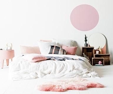 Beautiful bedlinen: An instant bedroom update
