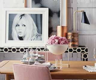 Ladylike luxe design