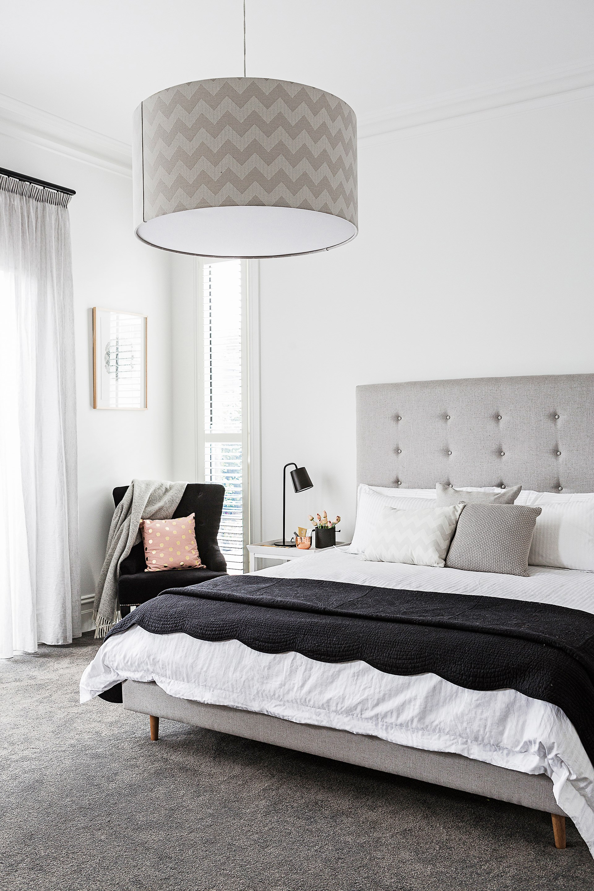 5 creative bedhead ideas to inspire homes for Different bed designs