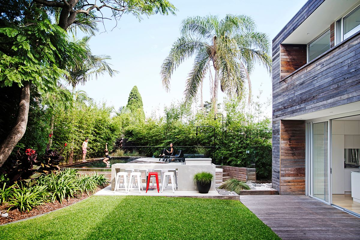 Gallery - Swiss-Style House Extension In Sydney's Inner ...