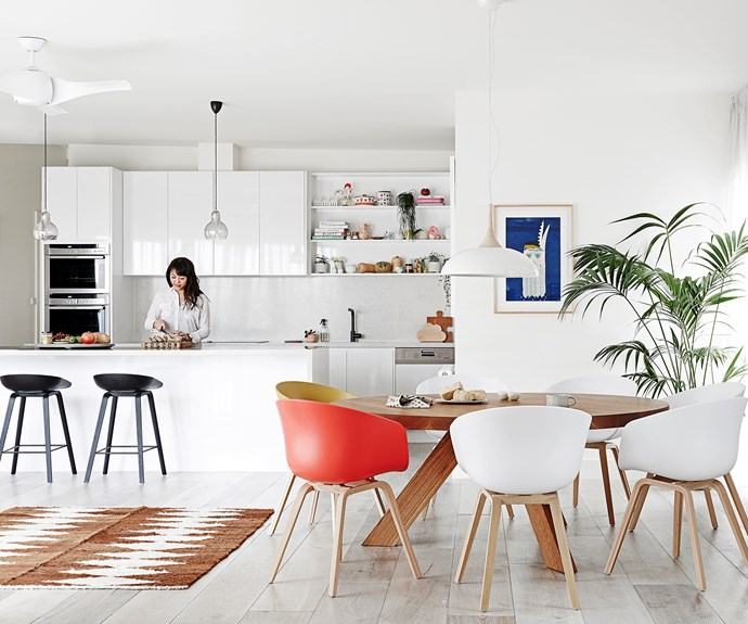 Melbourne Scandi-styled kitchen renovation