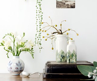 Vases from Angus and Celeste