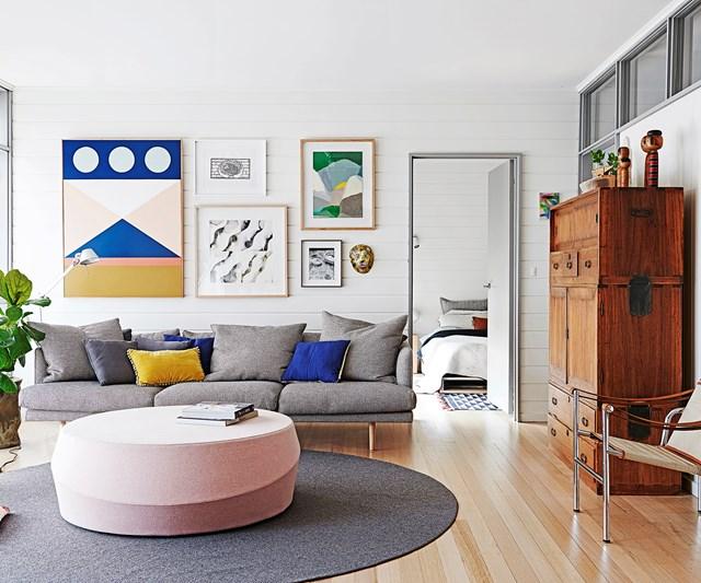 modernist cottage renovation