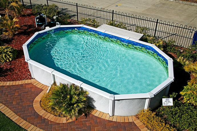 Buying a swimming pool homes for Swimming pools target australia