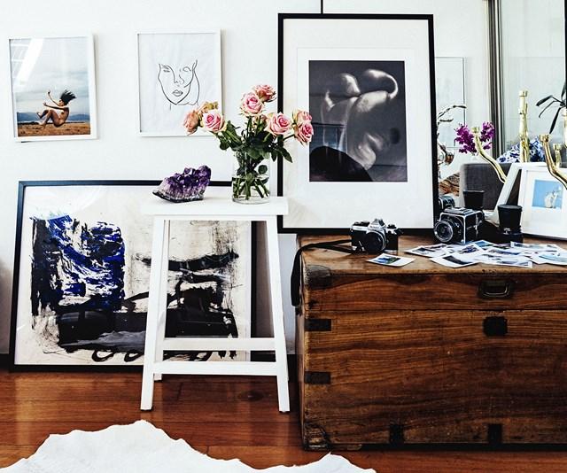 Artists' home