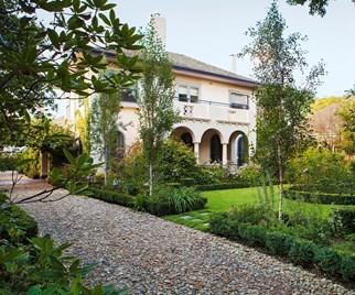 stately Ballarat garden