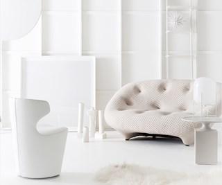 Snow white interiors