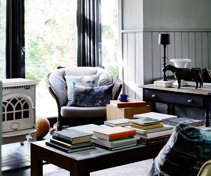 interior designer's country retreat