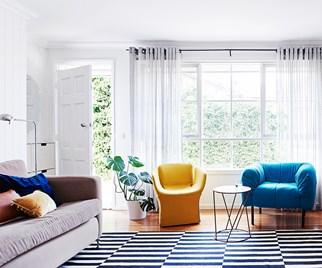 Interior designer Lauren Li's renovated apartment