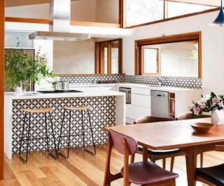 Creative contemporary kitchens